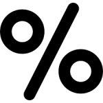 % Sale %