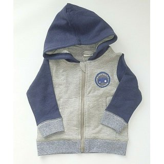 Salt and Pepper Jungen Sweatjacke Traktor