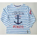 Salt and Pepper Jungen Longsleeve  104/110 sky blue