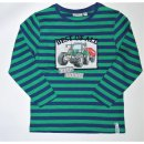 Salt and Pepper Jungen Longsleeve  116/122 Grün