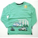 Salt and Pepper Jungen Langarmshirt Polizei