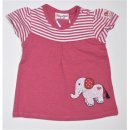 Glück by Salt and Pepper Mädchen T-Shirt Elefant