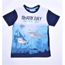Salt and Pepper Jungen T-Shirt Shark