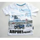 Salt and Pepper Jungen T-Shirt Polizei