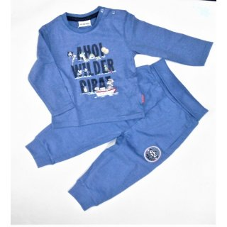 Salt and Pepper Jungen Longsleeve/Hose Kombi Pirat