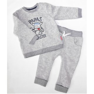 Salt and Pepper Jungen Kombi Sweatshirt/Hose  Monster