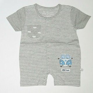 Salt and Pepper Jungen Body