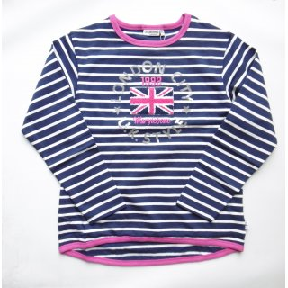 Salt and Pepper Mädchen Sweatshirt London Pailletten