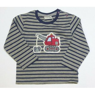 Salt and Pepper Jungen Langarmshirt Bagger