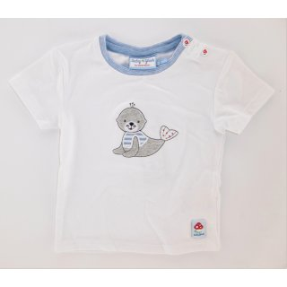 Baby Glück by Salt and Pepper Jungen T-Shirt Robbe