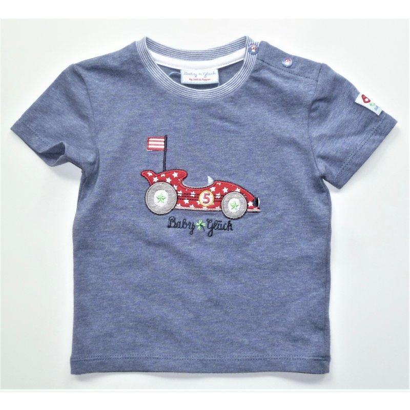 Salt and Pepper Langarm-Shirt Junge Kleinkind 62  68   NEU