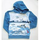 Salt and Pepper Jungen Sweatshirt Hoody Rettungsboot