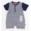Salt and Pepper Jungen Body/Playsuit 56 navy