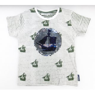 Salt and Pepper T-Shirt Jungen Pirat