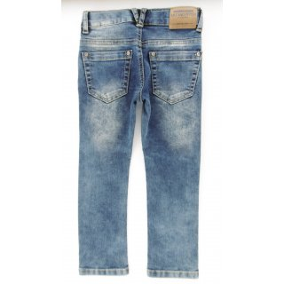 Salt and Pepper Jungen Jeans 104 Polizei