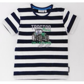 Salt and Pepper Jungen T-Shirt Traktor 104/110