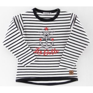 Salt and Pepper Mädchen Sweatshirt 104/110 Anker