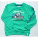 Salt and Pepper Jungen Sweatshirt 116/122 french blue