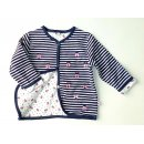 Salt and Pepper Mädchen Sweatjacke 56 navy