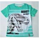 Salt and Pepper Jungen T-Shirt Dino