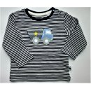Salt and Pepper Jungen Longsleeve 62 navy blue