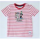 Salt and Pepper Jungen T-Shirt 86 red