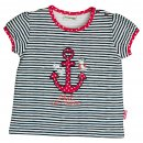 Salt and Pepper Mädchen T-Shirt 74 hibiskus