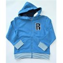 Salt and Pepper Jungen Sweatjacke 116/122 malibu blue