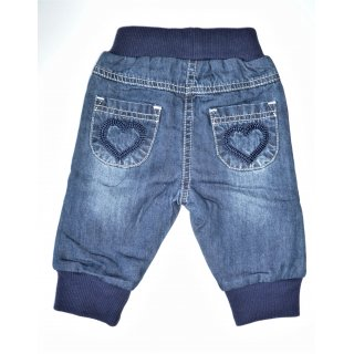 Baby Glück by Salt and Pepper Mädchen Jeans