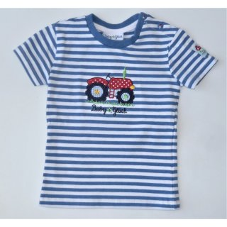 Baby Glück by Salt and Pepper Jungen T-Shirt Traktor