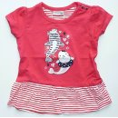 Salt and Pepper Mädchen T-Shirt  74 navy